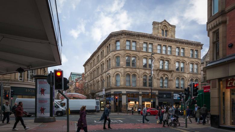 8 King Street, Manchester