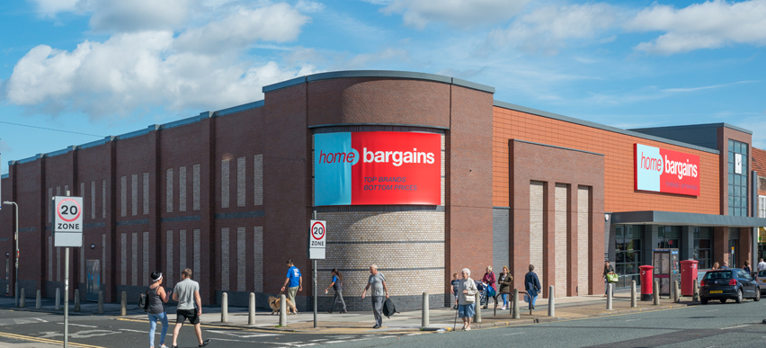 Home Bargains Blackburn