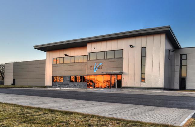 AMS Technology Park Burnley