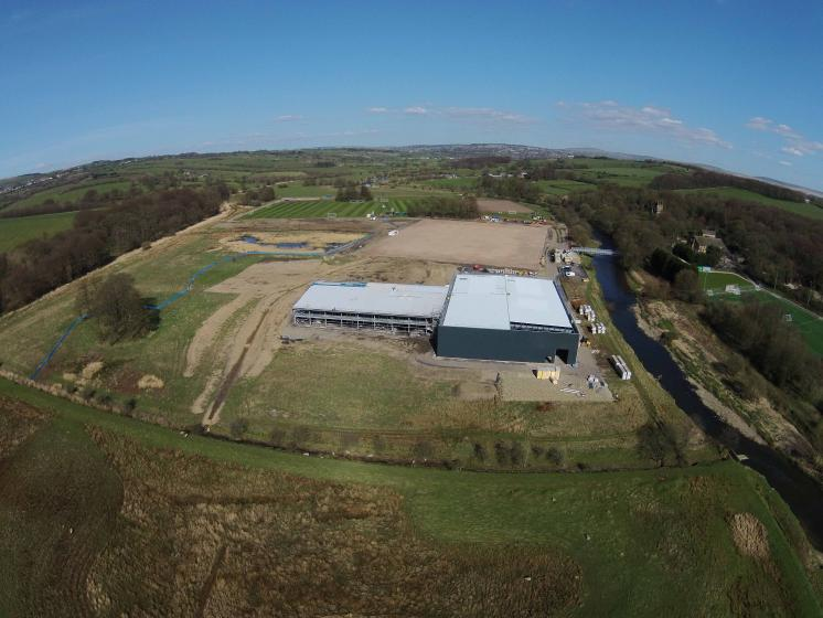 Burnley FC Barnfield Training Ground, Padiham