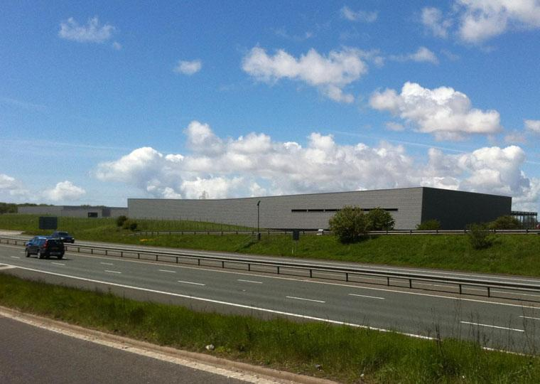 Carnforth Business Park