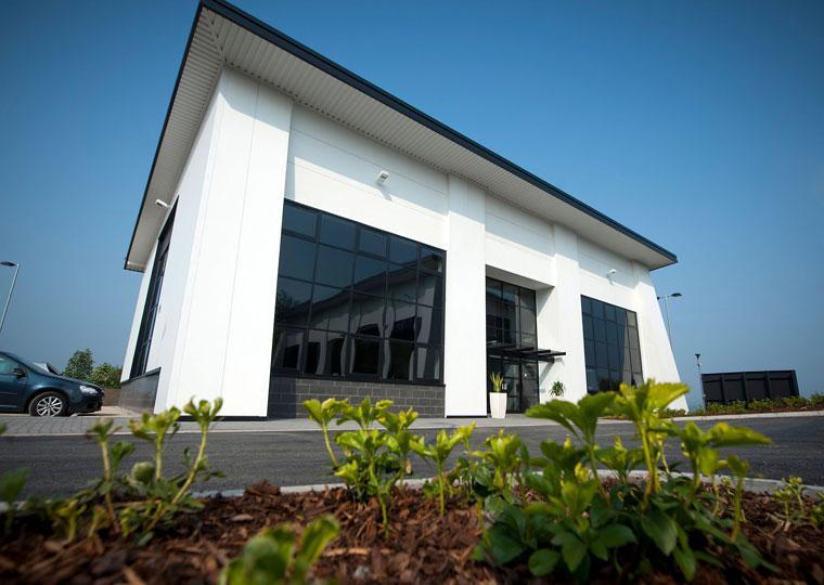 Crown Business Park, Rochdale