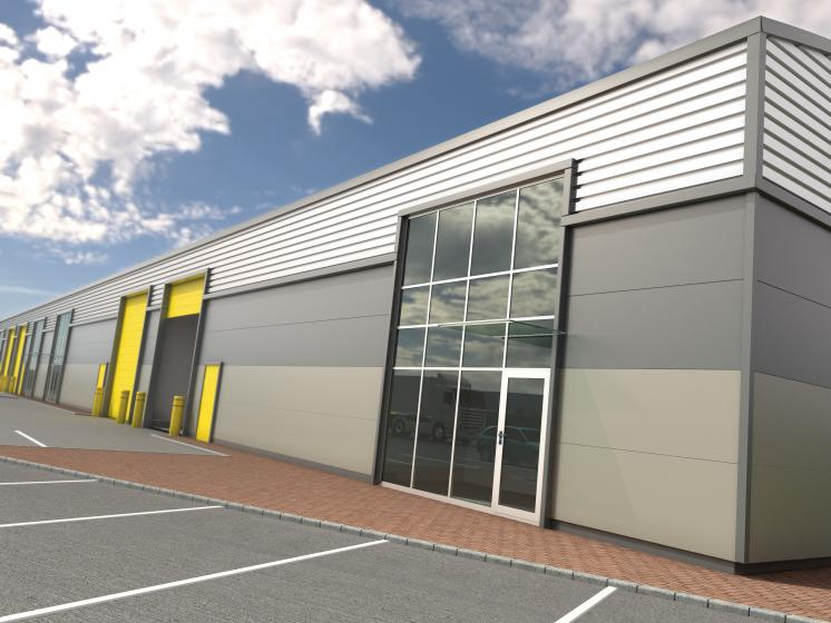 Evolution - Agecroft Commerce Park