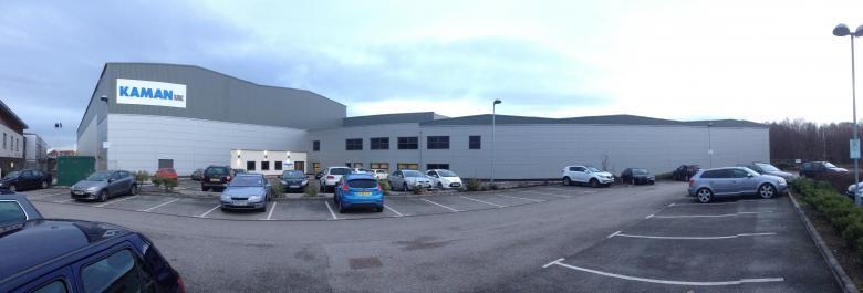 Innovation Drive, Burnley