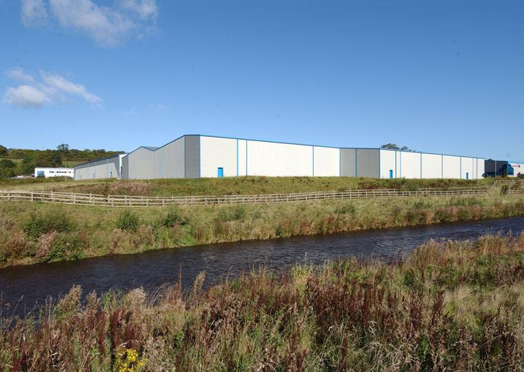 Lomeshaye Industrial Estate, Nelson