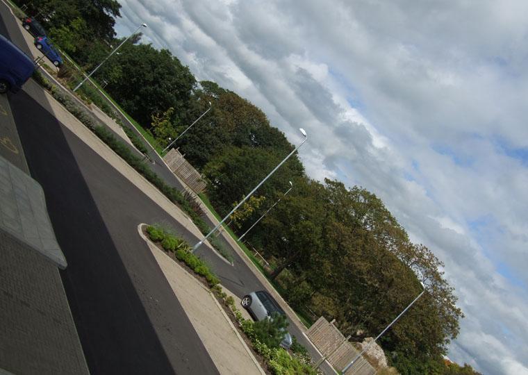 Millennium City Park, Preston