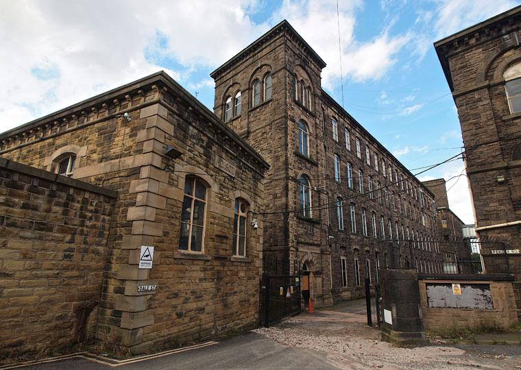 Northlight - Brierfield Mill