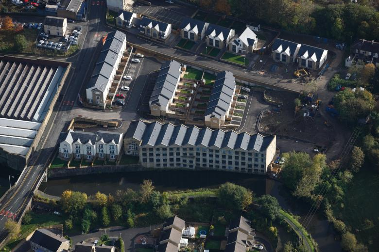 Quaker Heights & Spinners View, Brierfield