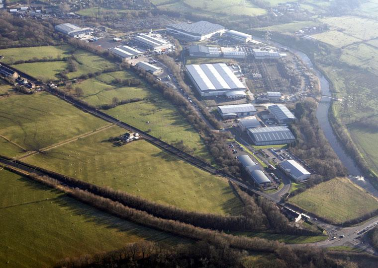Shuttle worth Mead Business Park, Padiham
