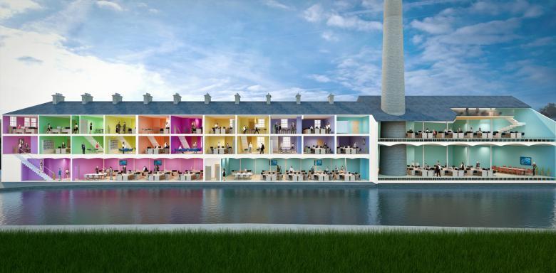 Slater Terrace, On The Banks, Burnley