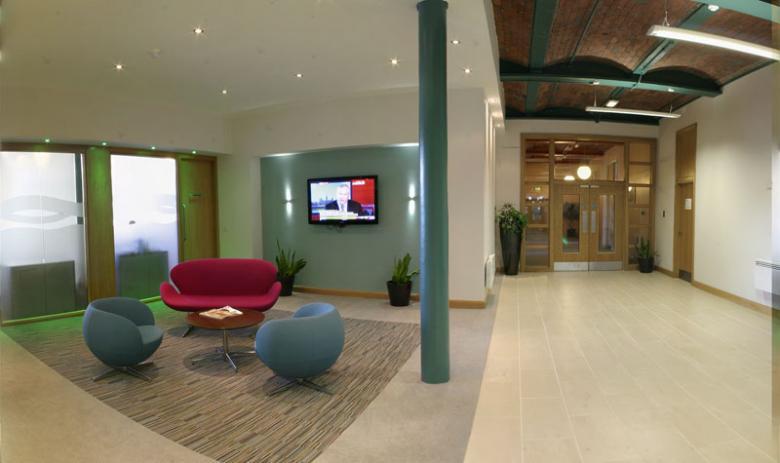 The Globe Centre, Accrington