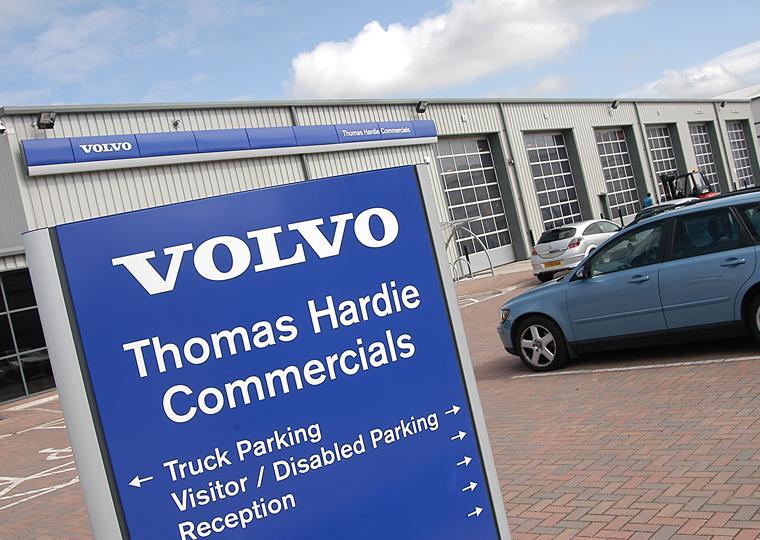 Thomas Hardie Volvo, Preston