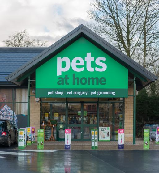 Aldi & Pets at Home, Clitheroe