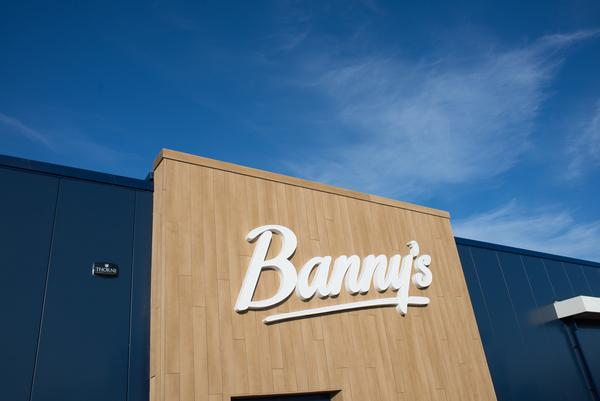 Banny's Drive-Thru, Burnley