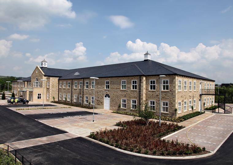 Primary Care Trust HQ, Colne