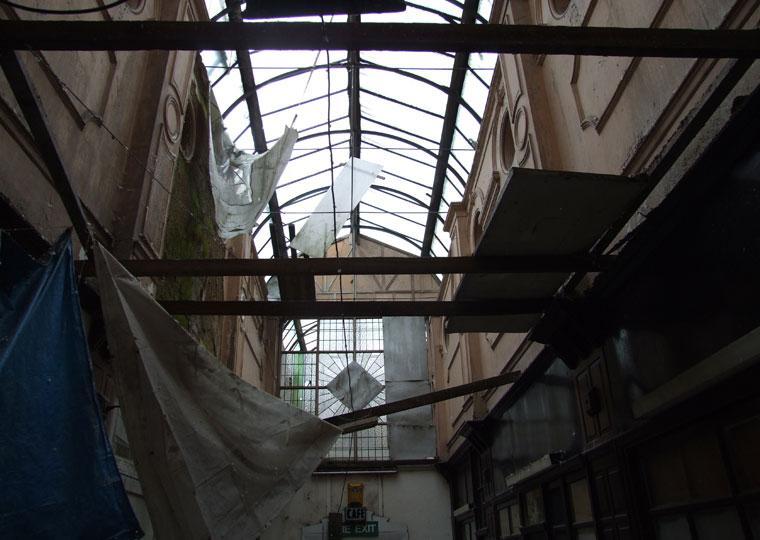 Shackleton Hall, Colne