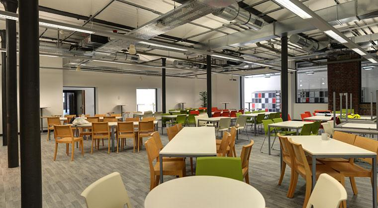 Visions Learning Trust, University Technical College, Burnley