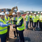 BARNFIELD ON-SITE DELIVERING 60,000 sq ft EXPANSION SCHEME AT KINGSWAY BUSINESS PARK, ROCHDALE