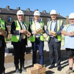 Foundations laid for £3.5 million development to transform derelict mill site