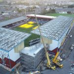 The Changing Face of Turf Moor – progress video