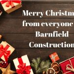 Merry Christmas – We are now closed
