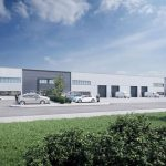 75,000 sq. ft. speculative industrial scheme approved for Preston  in boost for the market