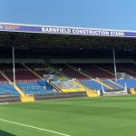 Burnley FC rename Cricket Field Stand to Barnfield Construction Stand